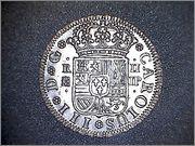 2 Reales Carlos III - 1760 - Madrid JP 211_001