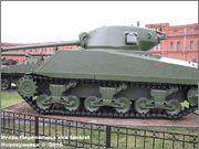 """Американский средний танк М4А2 """"Sherman"""",  Музей артиллерии, инженерных войск и войск связи, Санкт-Петербург. Sherman_M4_A2_020"""