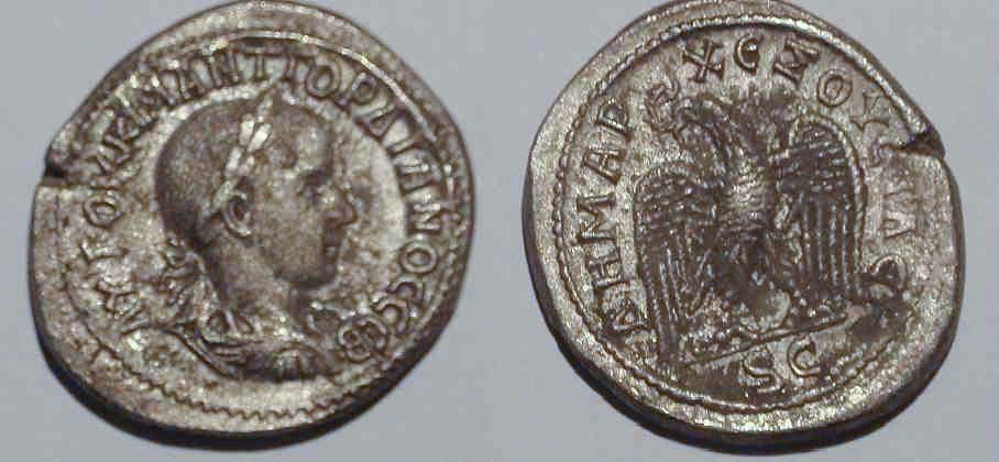 tetradracma - Tetradracma de Gordiano III. DHMAPX EZOVCIAC. Antioquía 00000_tetragordianoiii