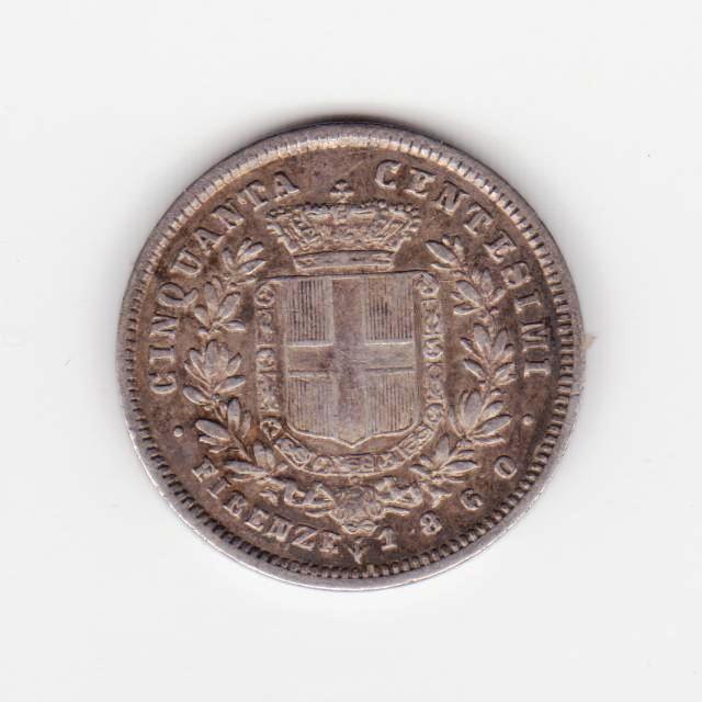 50 centesimi 1860, Víctor Manuel II 50_bcentimos_italia_001