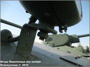 Советский средний огнеметный танк ОТ-34, Музей битвы за Ленинград, Ленинградская обл. 34_2_065