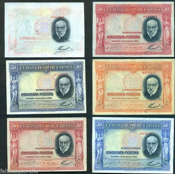 50 pesetas 1935 (seis colores) 57_2