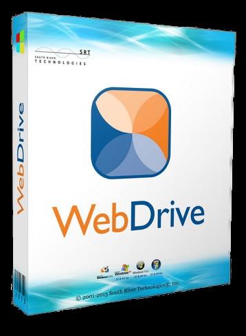 WebDrive Enterprise 2017 Build 4854 x86.x64 Image