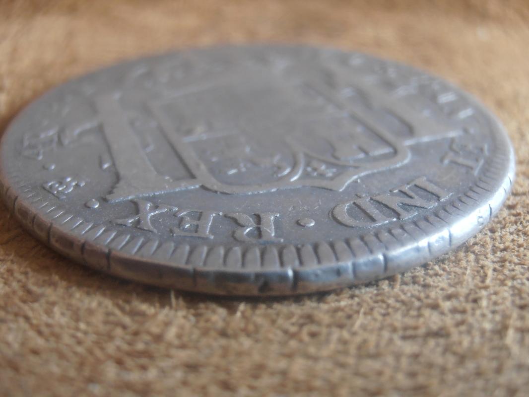 4 reales 1799. Carlos IV. Potosí  P9020011