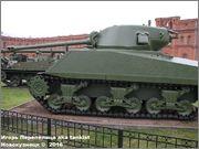 """Американский средний танк М4А2 """"Sherman"""",  Музей артиллерии, инженерных войск и войск связи, Санкт-Петербург. Sherman_M4_A2_021"""
