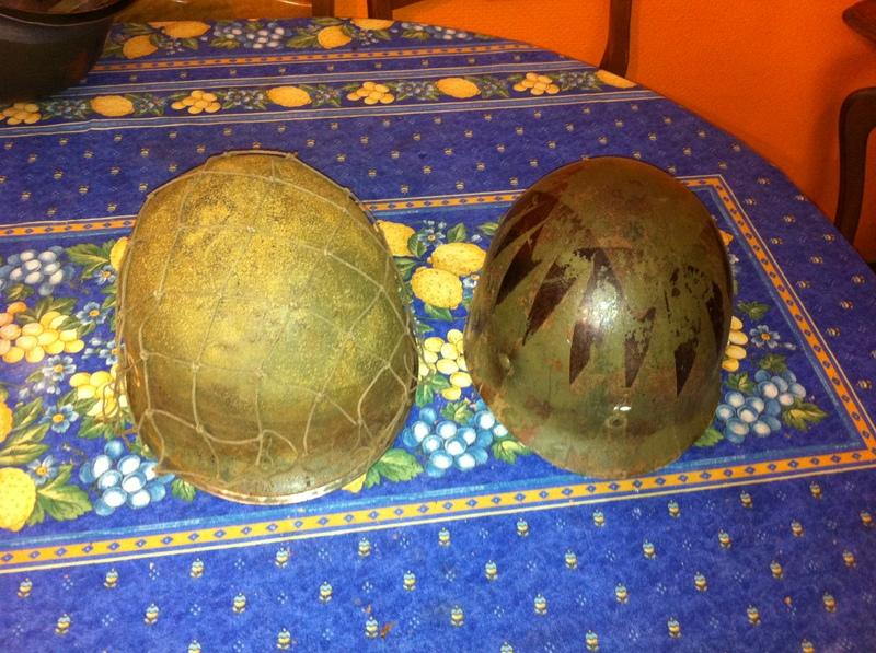 Deux casque américains IMG_0495