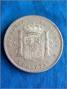 5 pesetas 1898. Alfonso XIII. ¿Os parece la misma pieza? - Página 2 Image