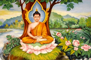 PotionQuest™: Amanecer de la Aventura Buddha_meditating_HD