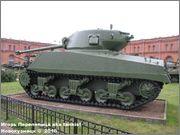 """Американский средний танк М4А2 """"Sherman"""",  Музей артиллерии, инженерных войск и войск связи, Санкт-Петербург. Sherman_M4_A2_024"""