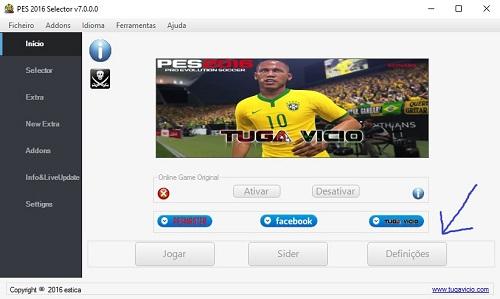 Patch Tuga Vicio v7.0 (PES2016 PC)  Estádios Corrigidos  Poste #141 Update Final  Poste #148  PAG.6 14.09.2016 - Página 6 Tugavicio