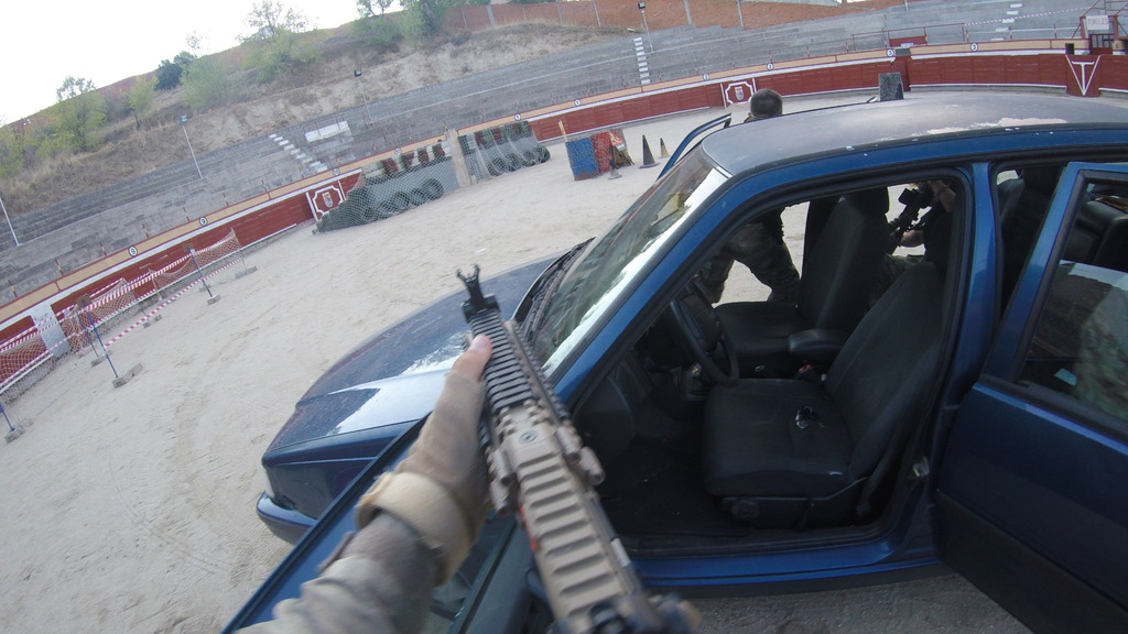Fotos + Video Exhibición Airsoft en Toledo G0020384