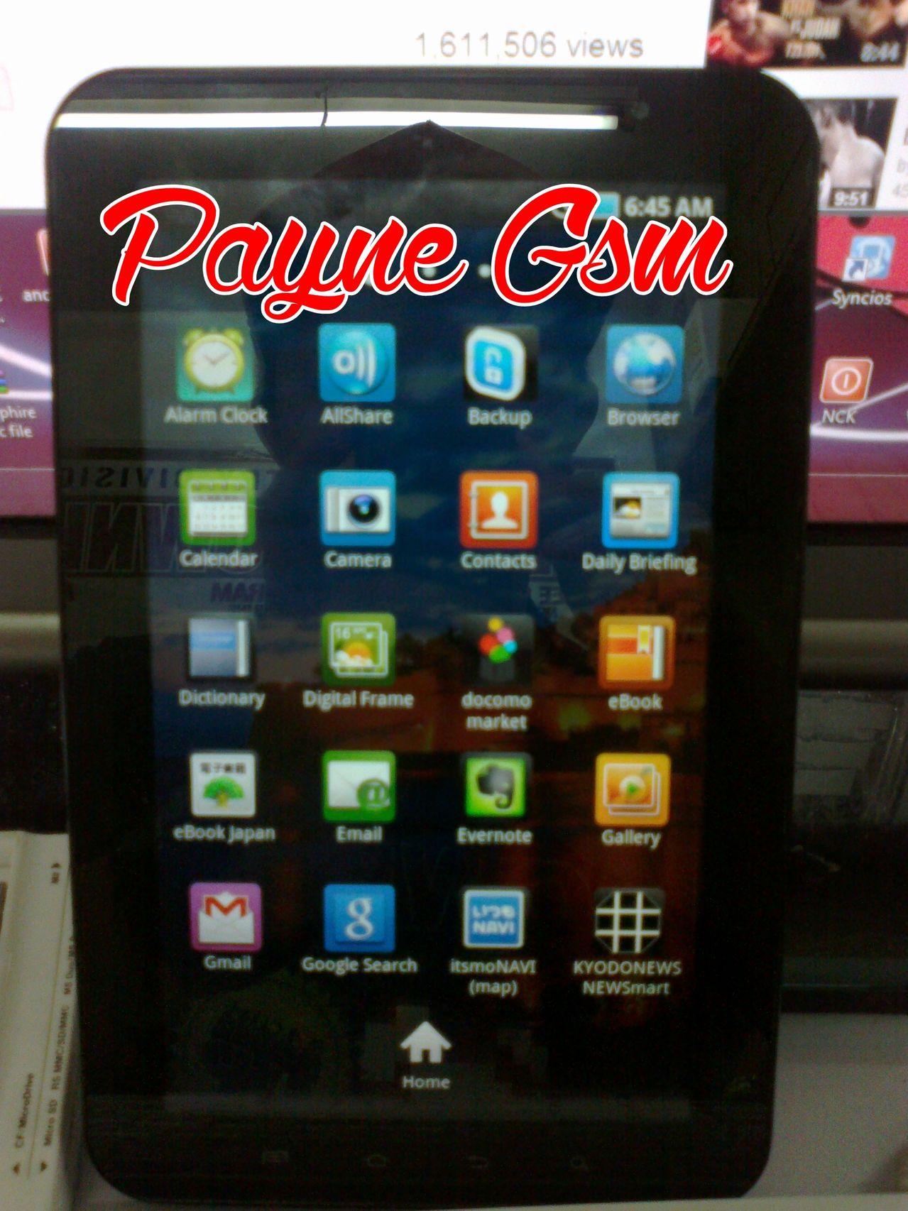 Galaxy Tab3 docomo sc-o1c Image