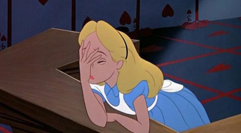 No, el modo fácil de los Etrian Odyssey NO es fácil Alice_facepalm