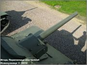 Советский средний огнеметный танк ОТ-34, Музей битвы за Ленинград, Ленинградская обл. 34_2_102