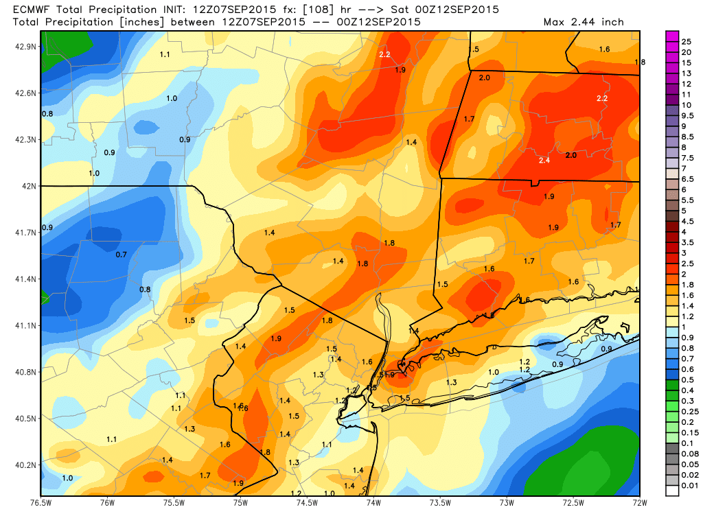 September Observations/ Discussion  - Page 2 Ecmwf_tprecip_nyc_19