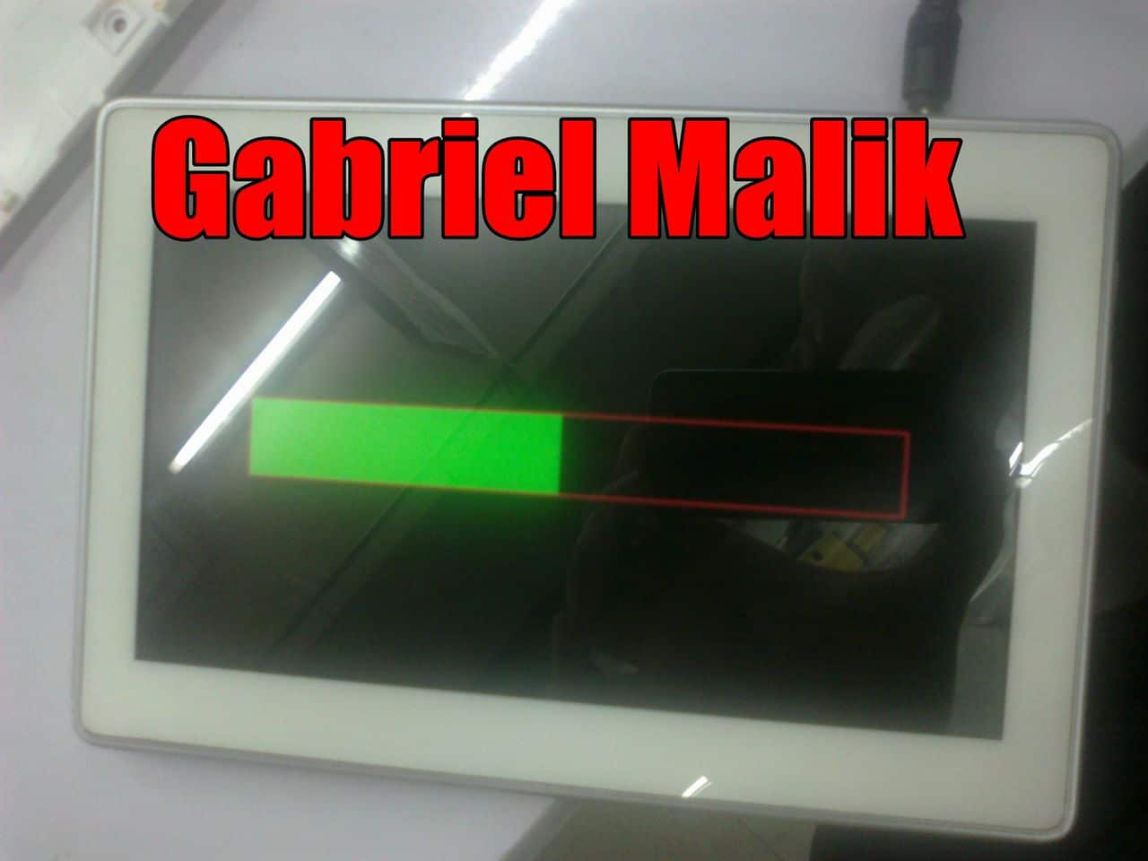 YiLin china tablet [gt-741] DONE via phx card  Image
