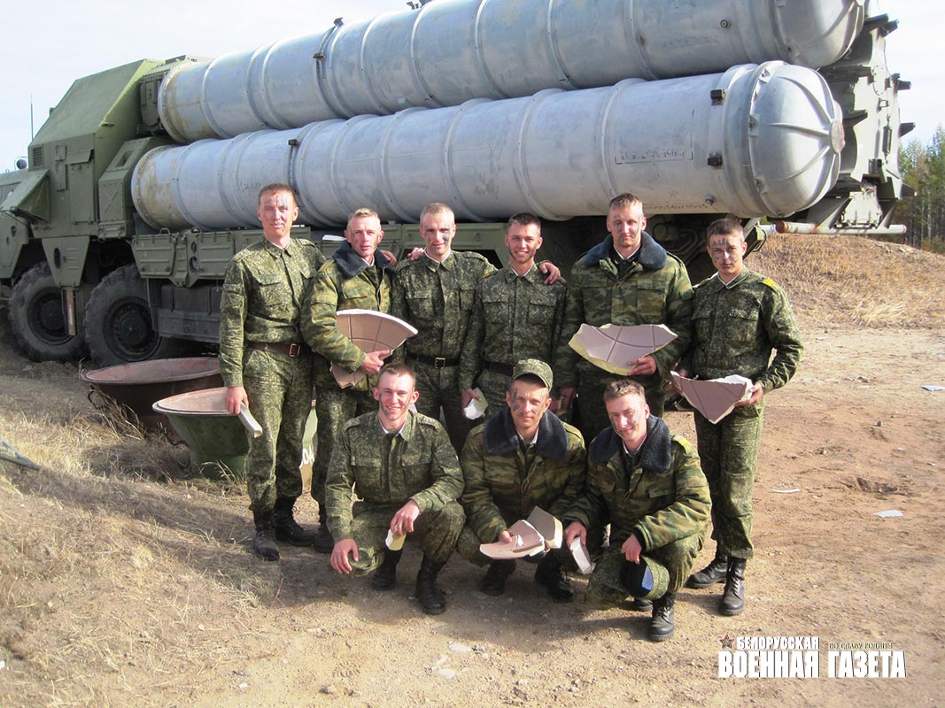 Armée Biélorusse / Armed Forces of Belarus - Page 3 190_1