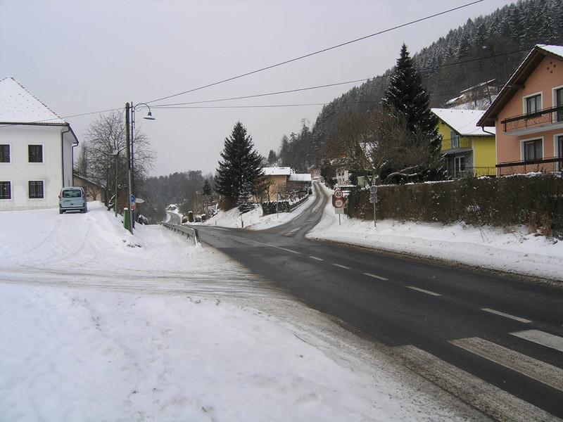 """Karaula """"Vič"""" VP 7646 - granični odsek Dravograd - 1986-1987 01_Dravograd_Vic"""