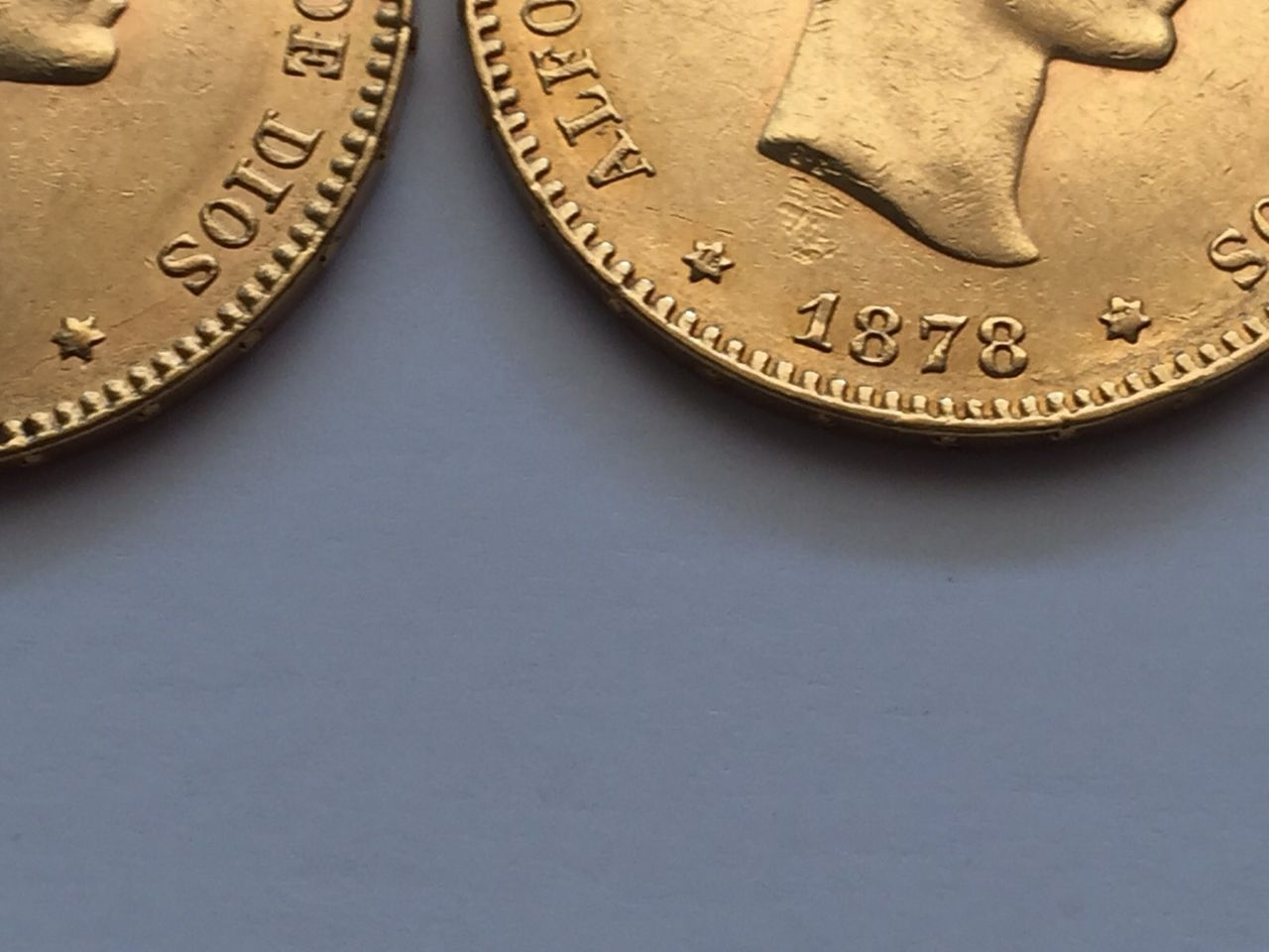 25 pesetas 1878 Alfonso XII variante anepigrafa IMG_6555_1