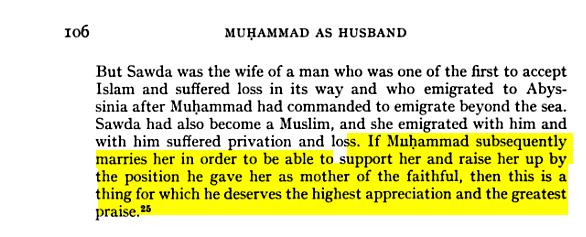 Mohamud et Khadija et autres Femmes Mahomet_sawda