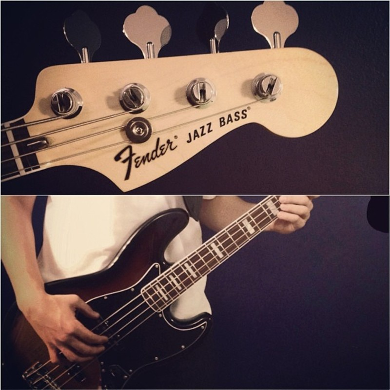 Alerta Gang Music Jazz_bass