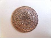 20 Para. Turquia. 1808. Constantinopla P1150175