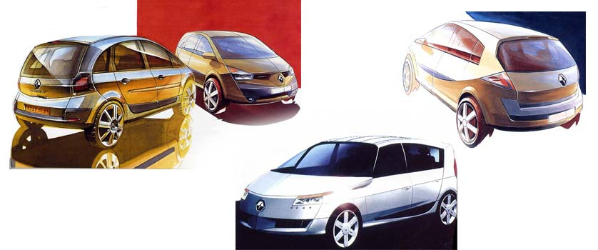 [Présentation] Le design par Renault - Page 16 RE24