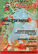 "Magazine ""Club Nintendo"" 1993_Edition_1_France"