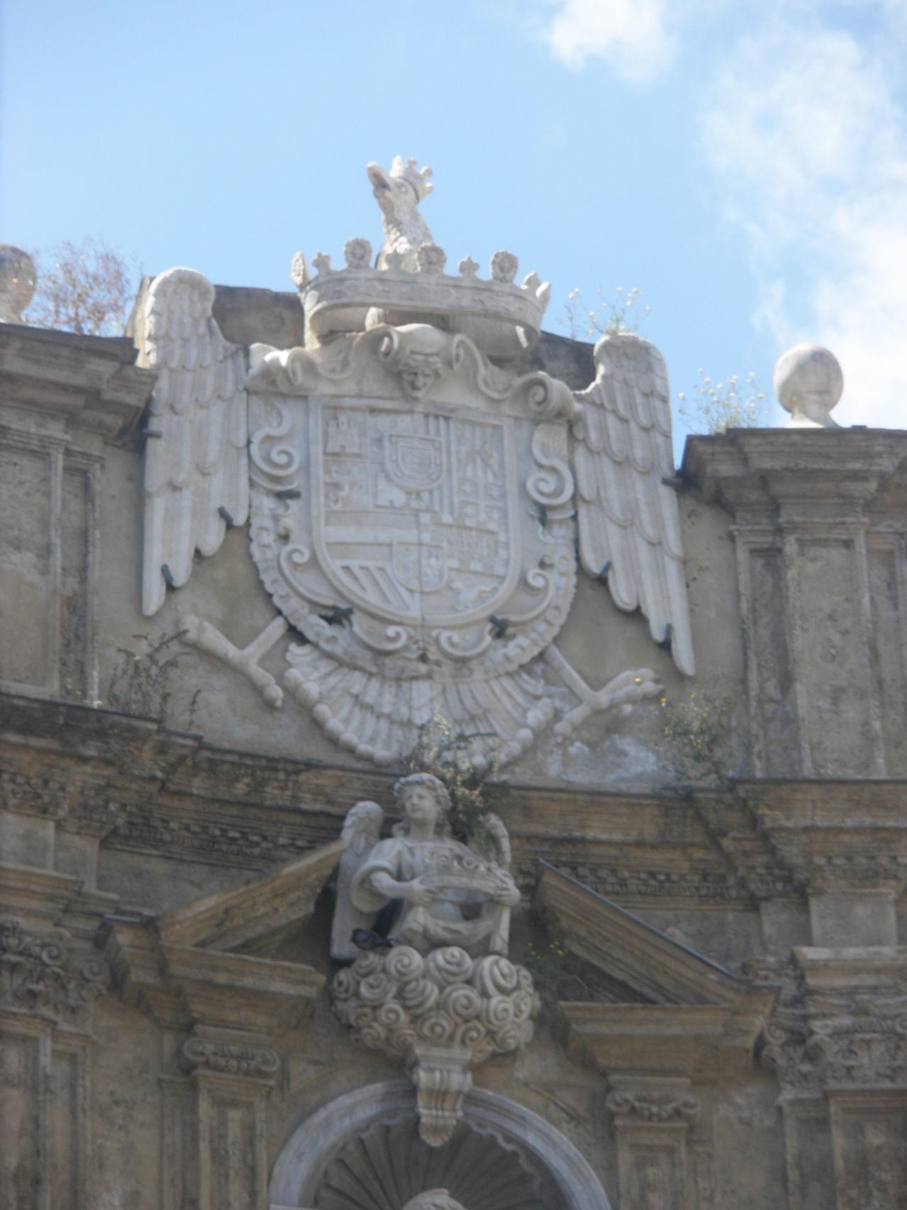Viaje Histórico-numismático a la ciudad de Palermo en Sicilia Palermo_008