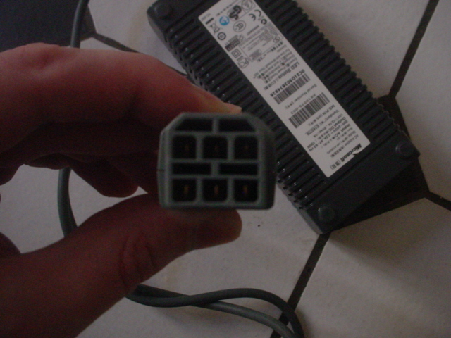 [RECHERCHE] Bloc Alim XBOX 360 FAT JASPER DSC05492