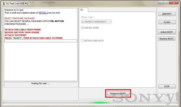 :تم الحــل:Boot repair Sony Xperia Z C6602 / C6603 / C6606 / C6616 Test