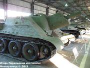 Советская 122 мм средняя САУ СУ-122,  Танковый музей, Кубинка 122_2011_000