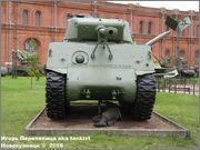 """Американский средний танк М4А2 """"Sherman"""",  Музей артиллерии, инженерных войск и войск связи, Санкт-Петербург. Sherman_M4_A2_004"""