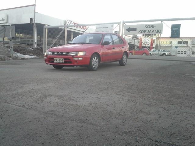 Corolla -95 dailydriven 20150315_064919