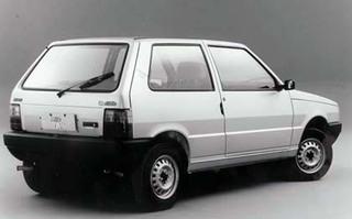 Auto Storiche in Brasile - FIAT Mille_brio_91