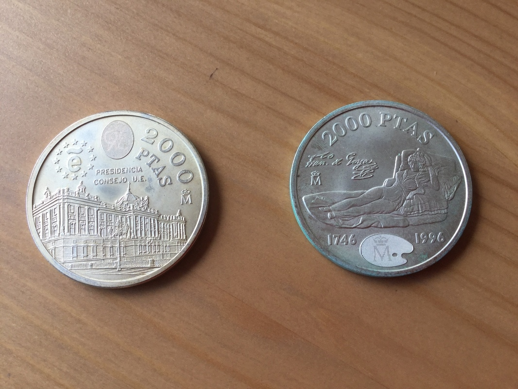 Limpieza moneda de plata con aceite de oliva. Resultado IMG_0451