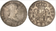 8 Reales  1816 Fernando VII. Madrid. G.J. Studio_20160721_144701