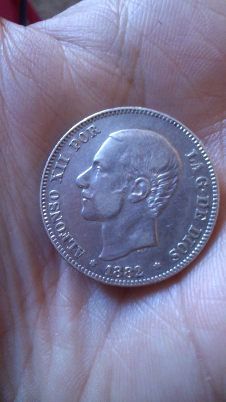 2 pesetas 1882 (*18-82). Alfonso XII. MSM DSC_0005