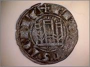 Dinero Pepión de Fernando IV de Castilla 1295-1312 Burgos. R127_1