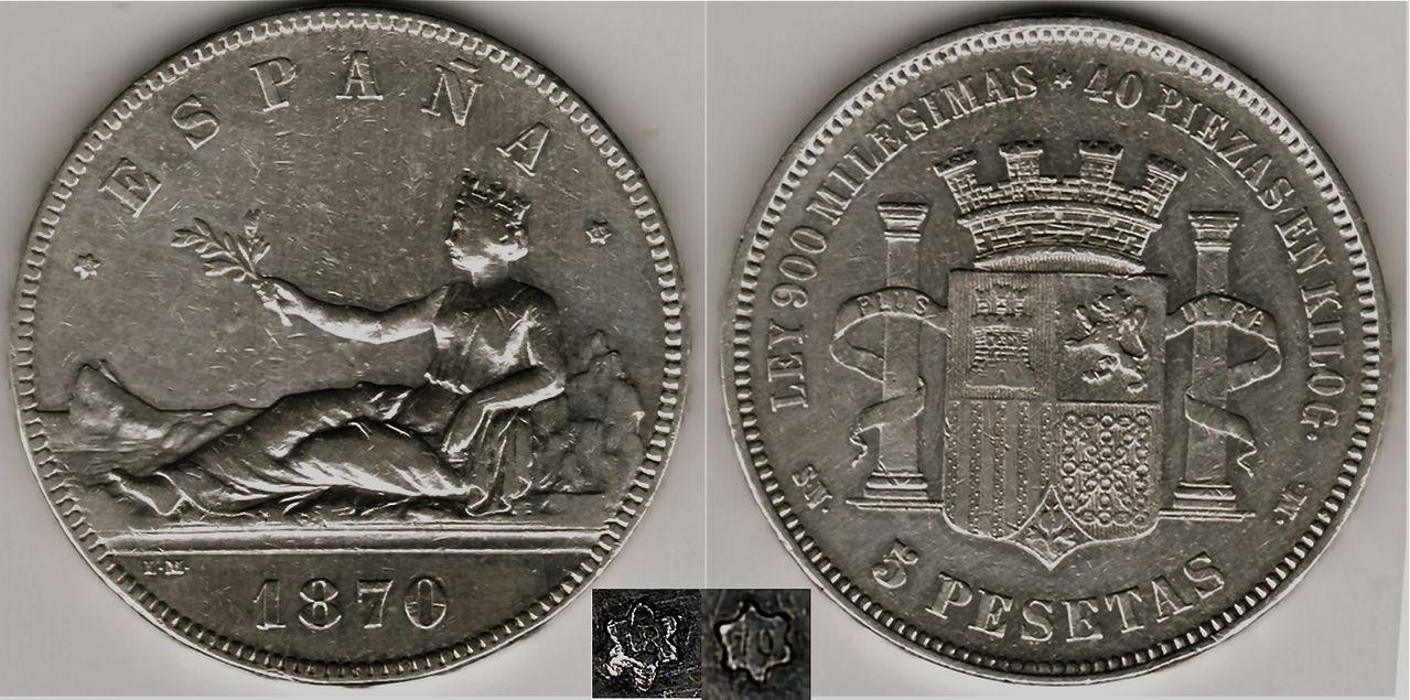 5 pesetas 1870- Gobierno Provisional 5_pesetas_1870