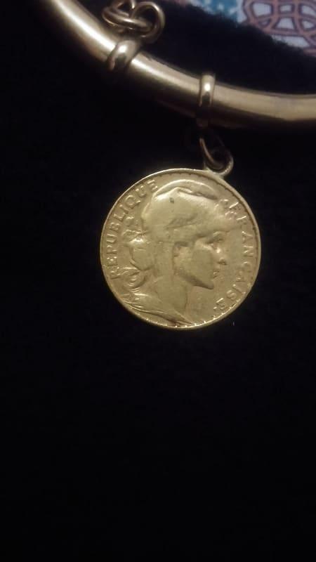 20 Francos De Oro 1910 20161120_194643