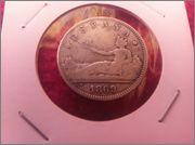 "1 peseta 1869 leyenda ""ESPAÑA"" IMG_0181"