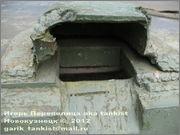 Советский тяжелый танк КВ-1, завод № 371,  1943 год,  поселок Ропша, Ленинградская область. 1_100
