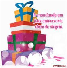 Feliz Aniversário Manuela!!! Presentes