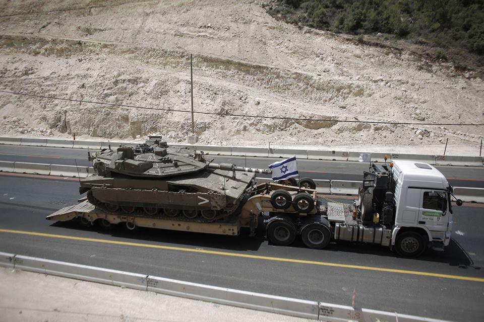 Armée Israélienne 10527603_10152226136207984_1585314670668003010_n