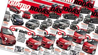 Fiat 500 in Brasile. 4rodas