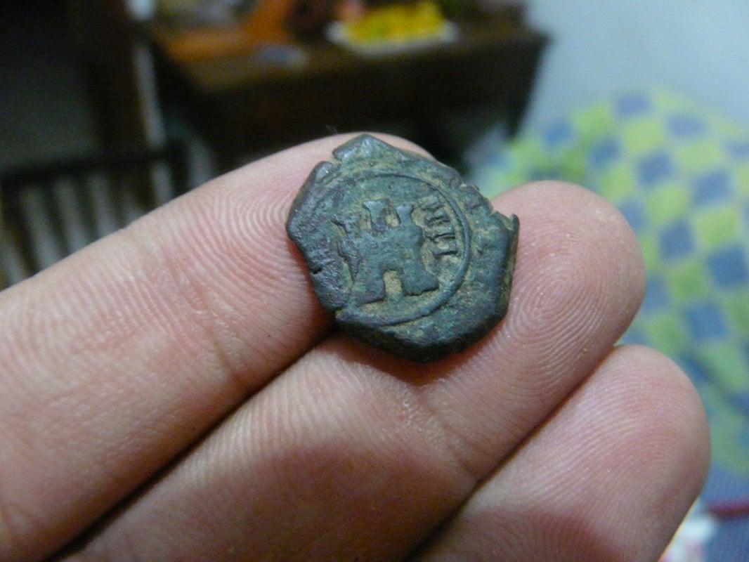 Moneda identificar  P1750176