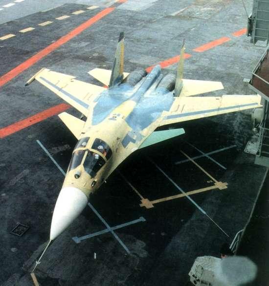 Су-27КУБ 1/72 Trumpeter 1170427889_su33ub_2