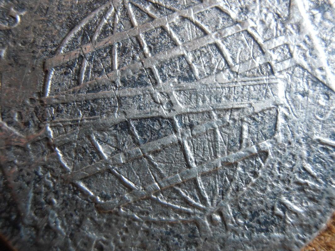 8 reales 1805. Carlos IV. Méjico. Alguna forma de identificar si mi moneda ha estado algunos siglos bajo el agua? P5298604