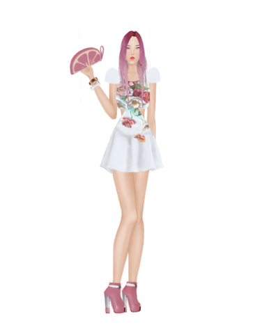 Outfits Lila_flower_gown